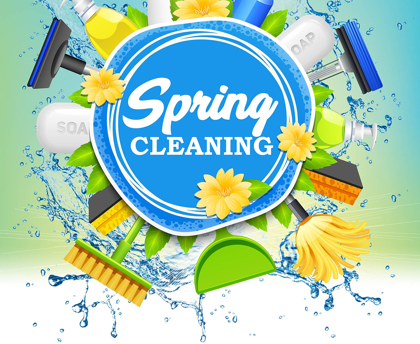spring cleaning - fairvalue